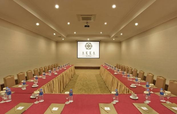 фотографии отеля Akka Antedon (ex. Akka Hotels Antedon Garden; Akka Hotels Antedon De Luxe) изображение №67