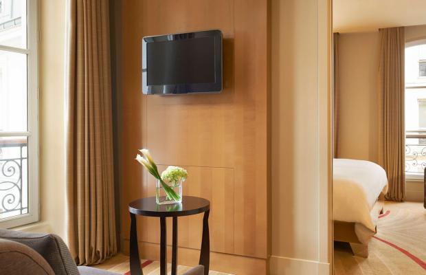 фотографии отеля Marriott Renaissance Paris Vendome (ех. Plaza Paris Vendome) изображение №19