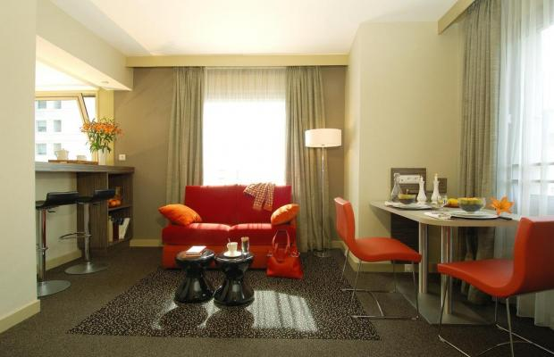 фотографии отеля Adagio City Aparthotel la Defense Esplanade (ex. Mercure La Defense Esplanade) изображение №23