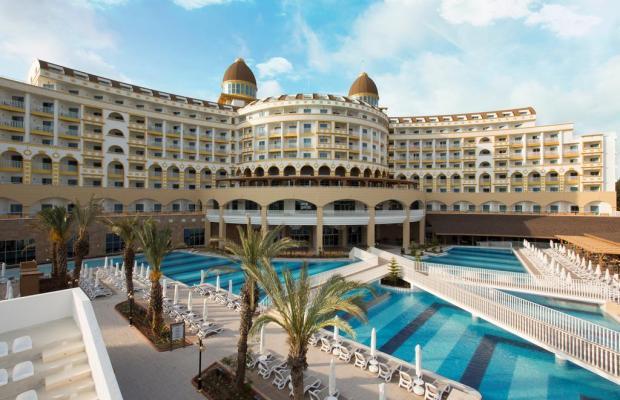 фото отеля Kirman Hotels Sidemarin Beach & Spa изображение №1