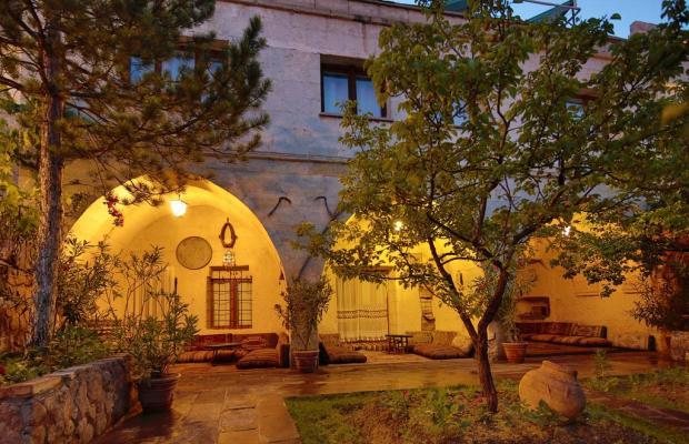 фотографии отеля Cave Hotel Saksagan изображение №7