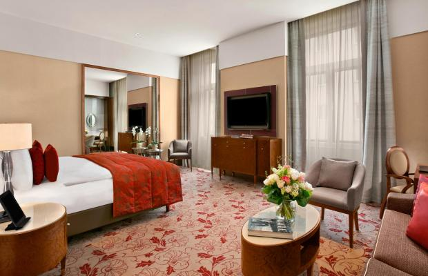 фотографии отеля Palais Hansen Kempinski изображение №23