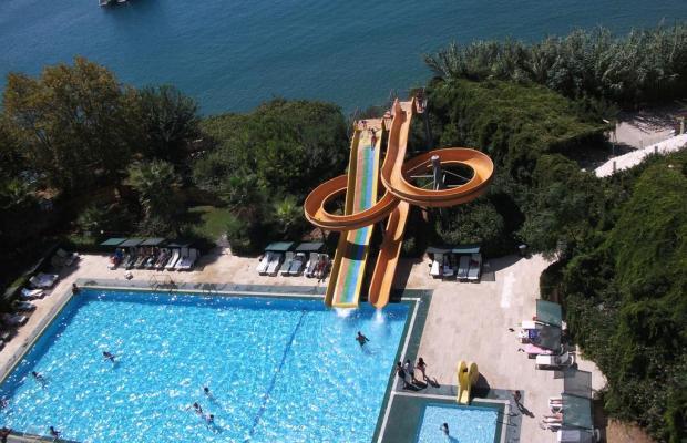 фотографии отеля Nazar Beach City & Resort Hotel изображение №3