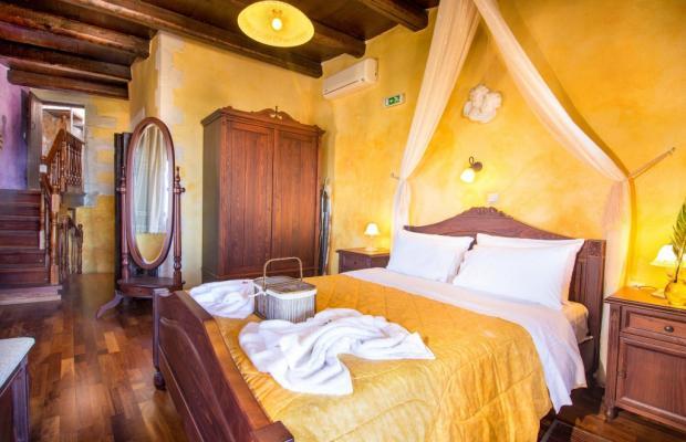 фотографии отеля Samonas Traditional Villas изображение №35