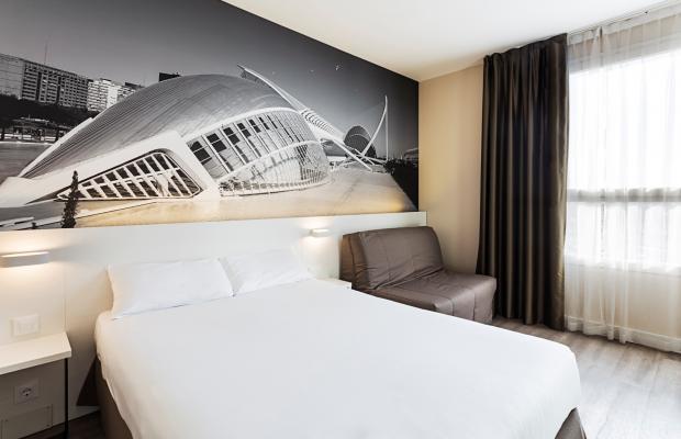 фото B&B Hotel Valencia Ciudad de las Ciencias (еx. Holiday Inn Express Valencia San Luis) изображение №18