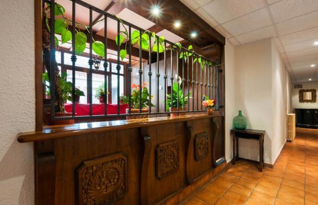 фотографии отеля Hostal de la Trucha изображение №19