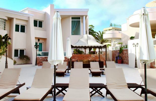 фото отеля Flamingo Suites изображение №9