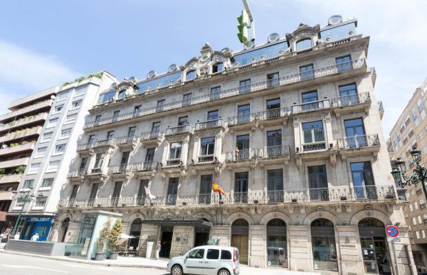 фото отеля NH Collection Vigo (ex. NH Palacio de Vigo) изображение №1