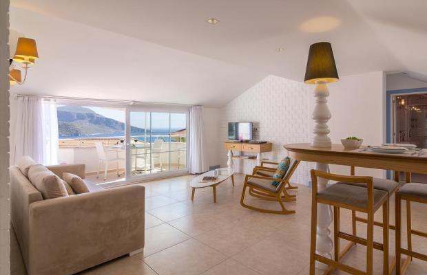 фото отеля Kalkan Suites (ех. Samira Garden) изображение №21
