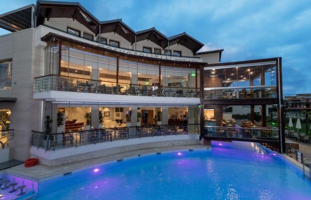 фотографии отеля Cosmopolitan Hotel & Spa изображение №19