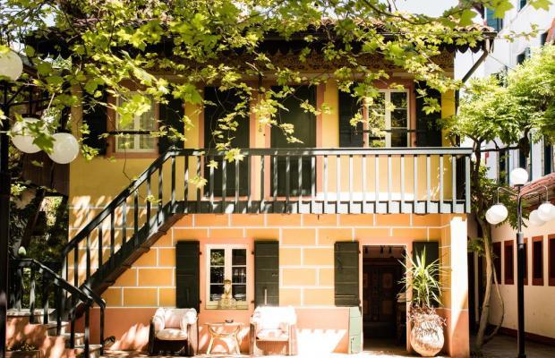 фото отеля Albergo Quattro Fontane изображение №5