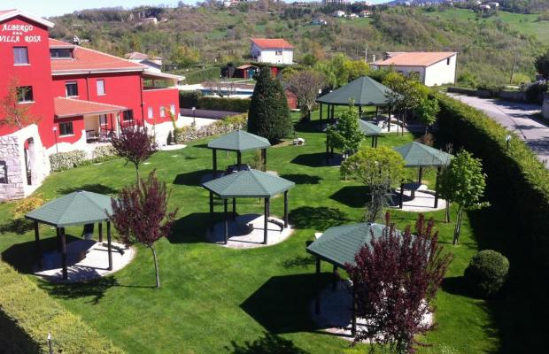 фотографии отеля Albergo Villa Rosa изображение №3
