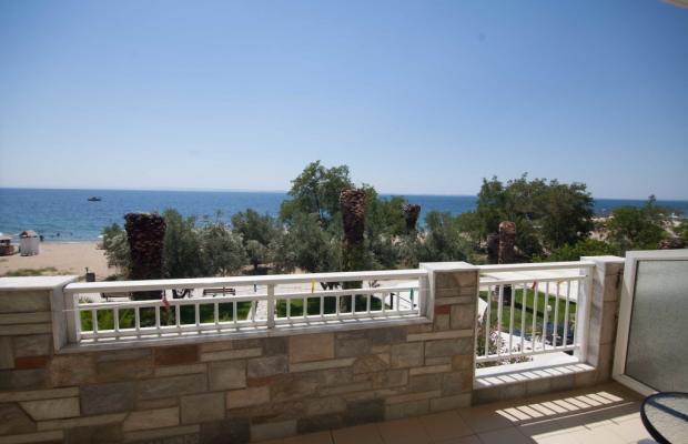 фотографии отеля Possidona Beach изображение №3