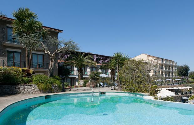 фото отеля Grand Hotel Capodimonte изображение №45