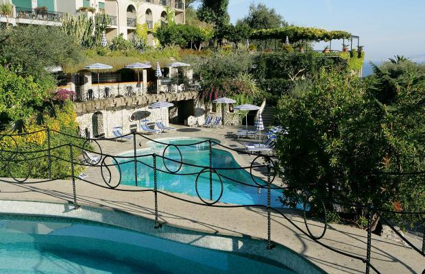 фото Grand Hotel Capodimonte изображение №34