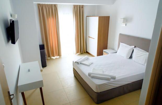 фотографии отеля Stavros Beach изображение №27