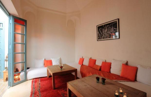 фотографии отеля Riad Dar Aicha изображение №15