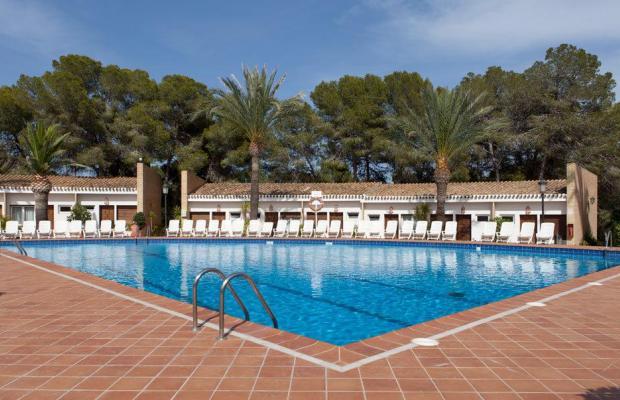 фото отеля Hotel Montepiedra изображение №5
