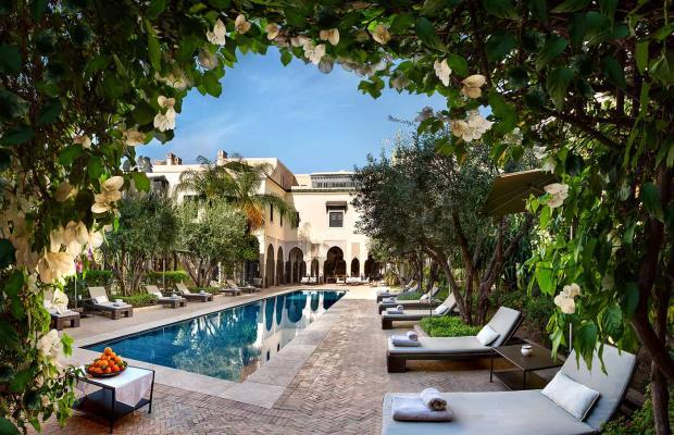 фото отеля La Villa des Orangers изображение №1
