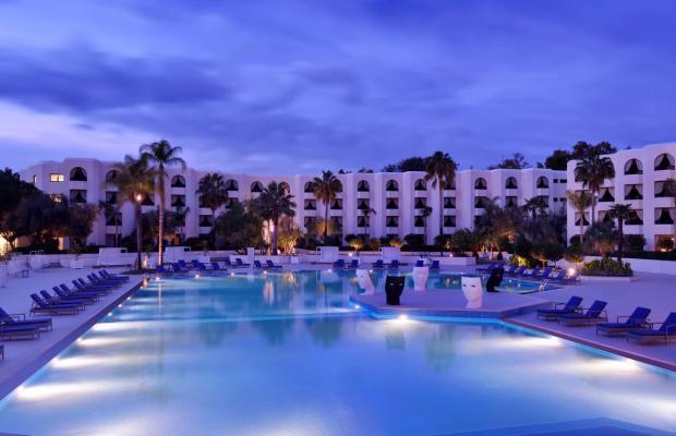 фото отеля Fes Marriott Hotel Jnan Palace изображение №5