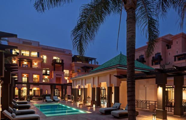 фотографии отеля Movenpick Hotel Mansour Eddahbi & Palais Des Congres (ex. Mansour Eddahbi) изображение №7