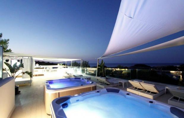 фотографии отеля BG Portinatx Beach Club изображение №43