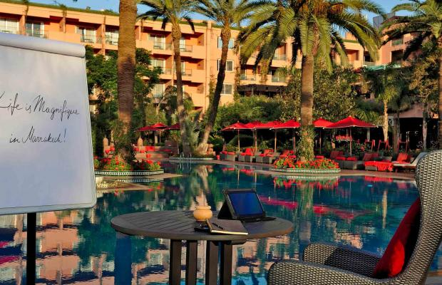 фото отеля Sofitel Marrakech Lounge & Spa изображение №37