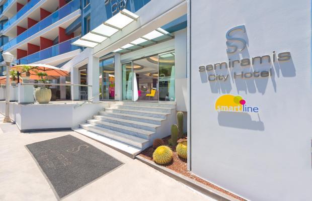 фотографии отеля Semiramis City изображение №11