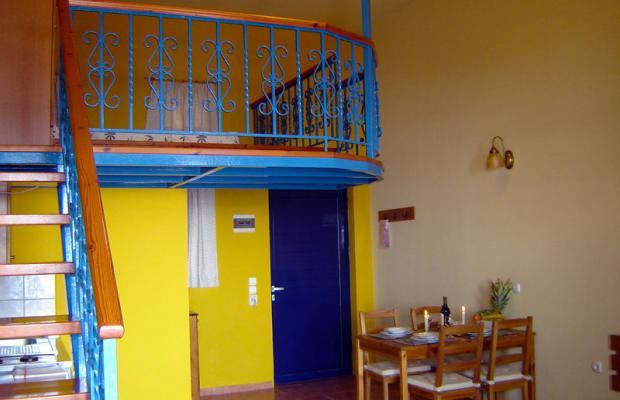 фотографии отеля Paraktio Beach Apartments изображение №15