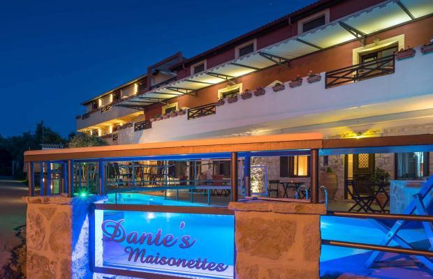 фотографии отеля Dante's Maisonettes изображение №27