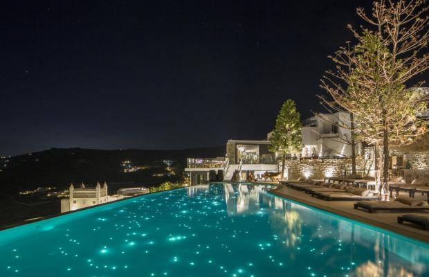 фотографии отеля Myconian Utopia Resort изображение №19