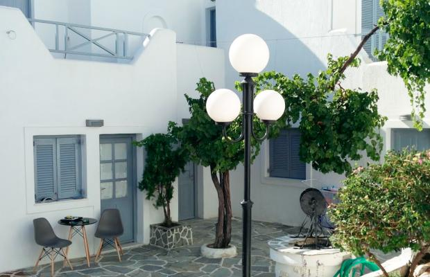 фотографии отеля Epistudios Matsas Windmill Apartments изображение №3