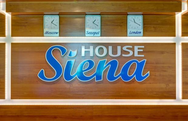фотографии отеля Siena House (Сиена Хаус) изображение №11
