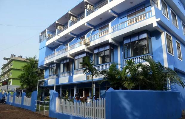 фото отеля Pleasure Inn (ex. Morjim Bay Resortz; The Long Bay Hotel) изображение №17